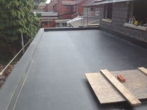 Green Roof Waterproofing