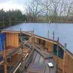 epdm roof membrane installation