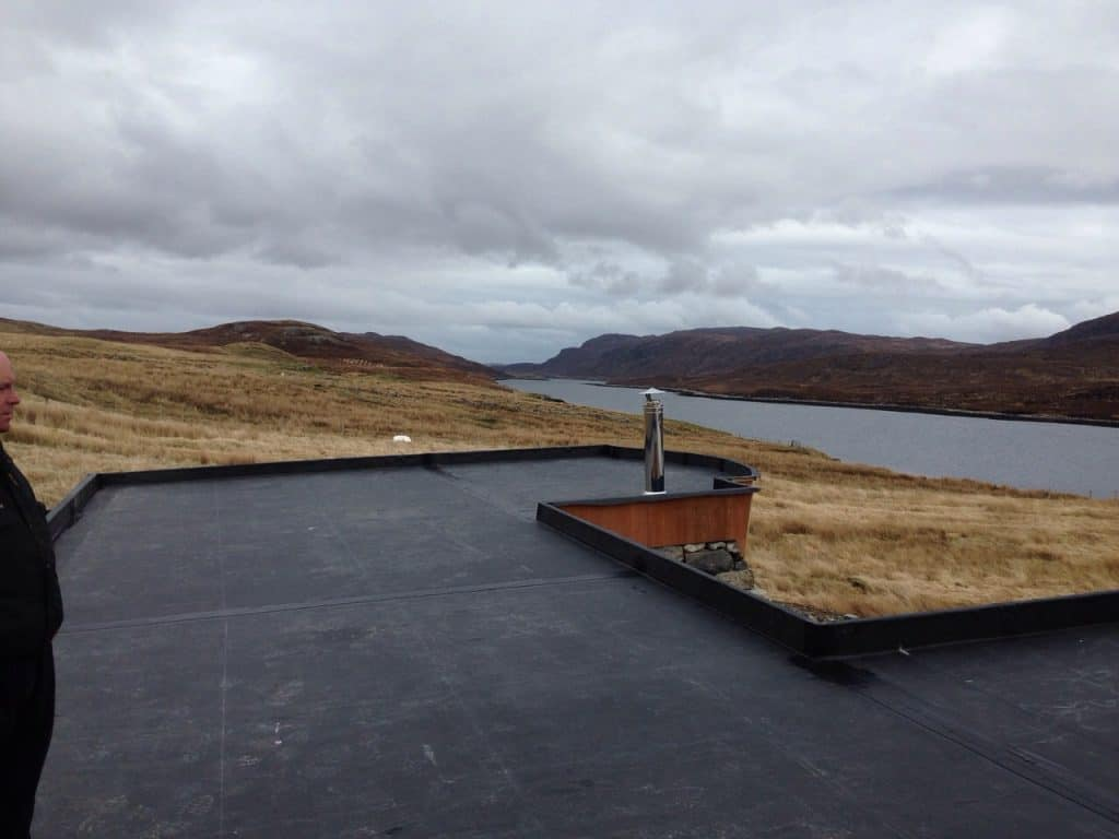 EPDM Membrane - Waterproof Rubber Roof System Single Ply