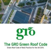Green roof code