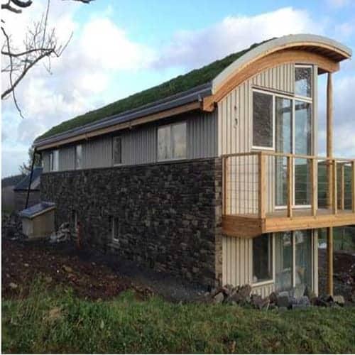Sedum Supply Green Roof Experts   Sedum Roofs 01691 659618