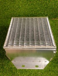 Inspection Chamber Grid Lid