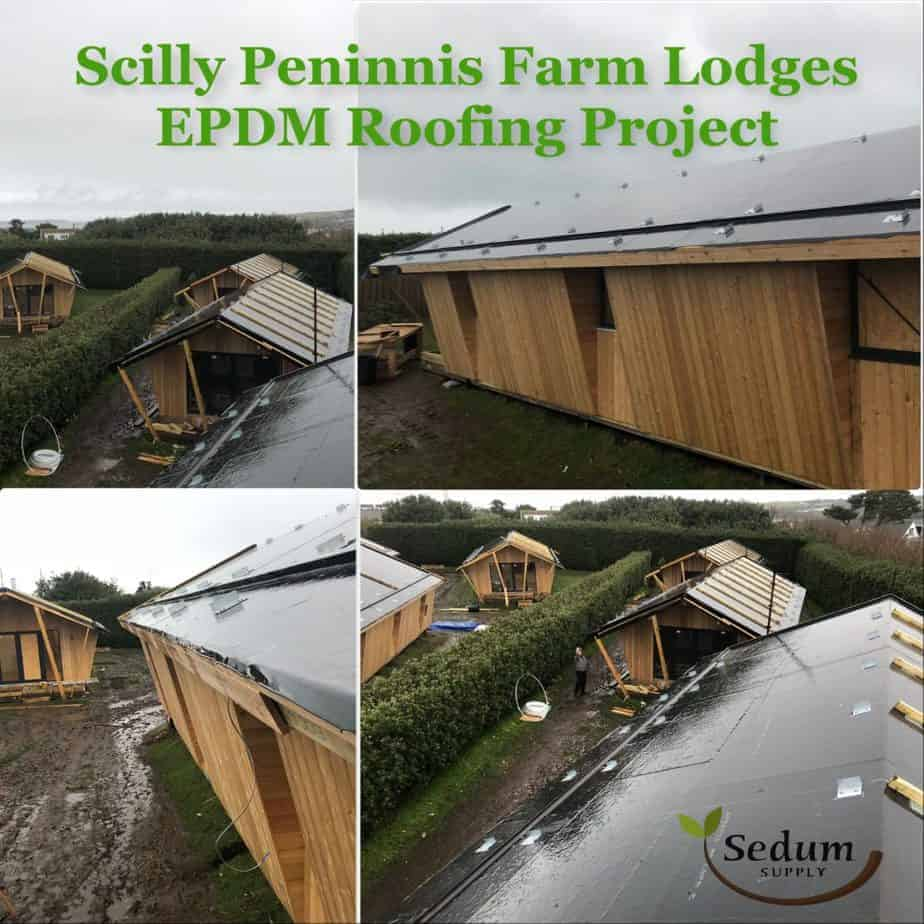 EPDM Roofing Project