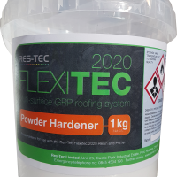 Flexitec 2020 Powder Hardener
