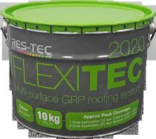 Flexitec 2020 resin 10kg