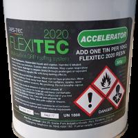 Flexitec 2020 Resin Accelerator