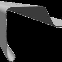 Upstand Fascia 105mm