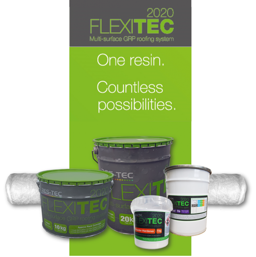 Flexitec 2020 GRP kit