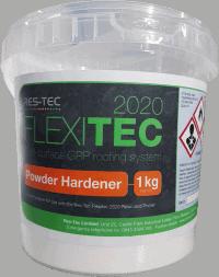 Flexitec 2020 Powder Hardner