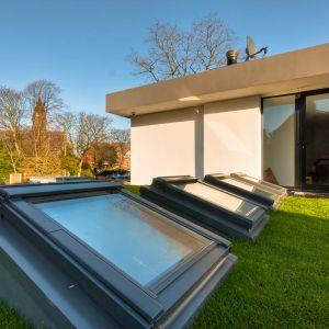 Green Roof Turf Installation